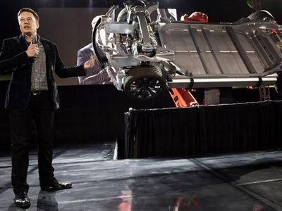 Faraday Future Jadi Pesaing Anyar Tesla?