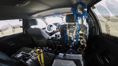 Ford Mulai Libatkan Robot Dalam Pengujian Mobil