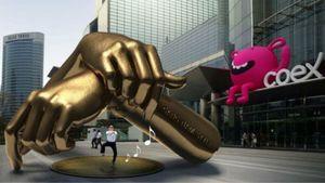 Patung Gangnam Style akan Dibangun di Seoul