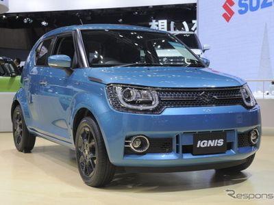 Resmi Meluncur di Jepang, Crossover Suzuki Ignis Akan Serbu Eropa