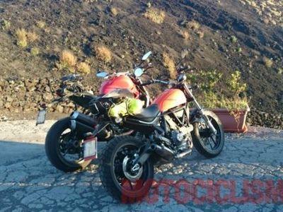 Diluncurkan Akhir Bulan, Ini Sekilas Profil Ducati Scrambler 400