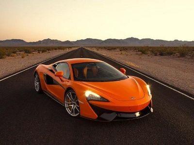 Terpesan 1.000 Unit Lebih, McLaren 570S Masuk Jalur Produksi