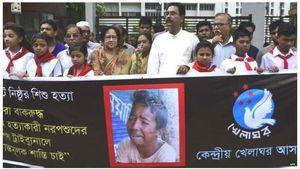 Bunuh Dua Bocah di Bangladesh, Enam Pelaku Divonis Mati
