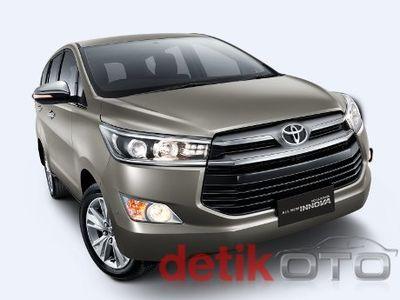 Resmi! Toyota Luncurkan Kijang Innova 23 November di Jakarta