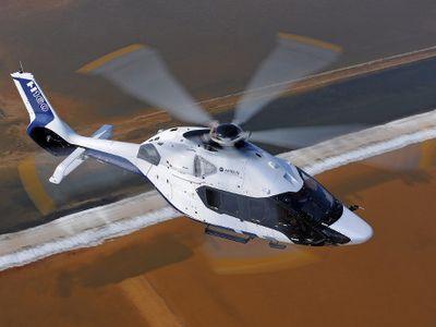 Helikopter Airbus Ini Dirancang oleh Peugeot