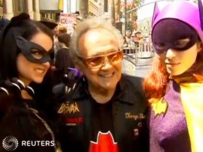 Mengenang George Barris, Sosok Jenius Pencipta Mobil Batman dan Knight Rider