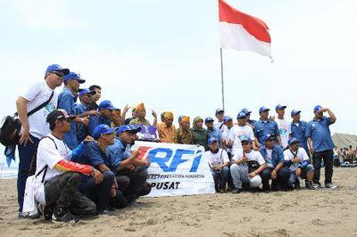 Jamnas Ke-3 Yamaha Riders Federation Indonesia Digelar di Pangandaran