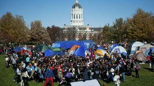 Wabah Rasisme dalam Kampus, Pimpinan Universitas Missouri Mundur