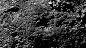Pluto Miliki Gunung Berapi yang Keluarkan Es