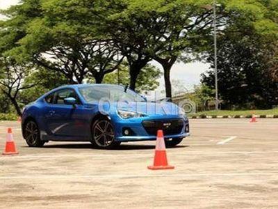 Garap BRZ Terbaru, Subaru Tetap Gandeng Toyota