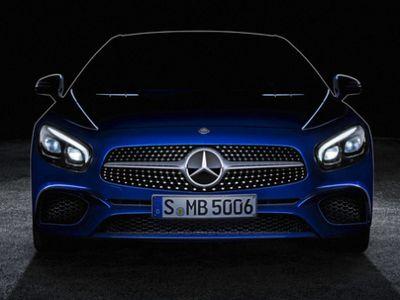 Ini Tampang Roadster Mercedes-Benz SL Versi Terbaru