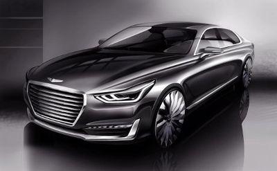 Nama Hyundai Equus Berubah Jadi Genesis G90
