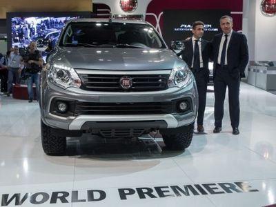Pikap Ini Buah Kolaborasi Fiat dengan Mitsubishi