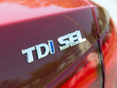 VW Setop Produksi Passat TDI di Amerika Serikat