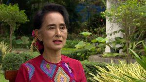 Aung San Suu Kyi Terpilih Lagi Menjadi Anggota Parlemen