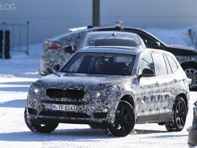 BMW Siapkan Gelontorkan Generasi Ketiga Crossover X3