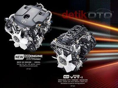 Toyota: Kijang Innova Konsumsi BBM Lebih Irit 10 Persen