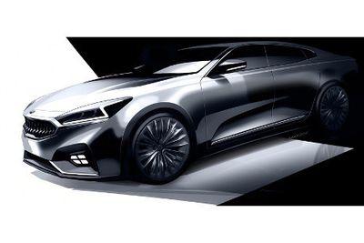 Mobil Sport Kia Cadenza Versi Terbaru Mulai Dijual 2016
