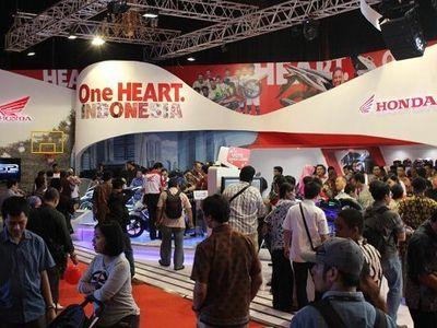 Januari - September, Penjualan Motor Honda Melorot 14 Persen