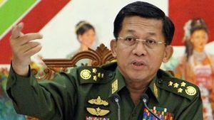 Militer Myanmar akan Bekerja Sama dengan Pemenang Pemilu