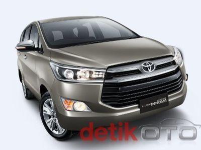 Ada Innova Baru, Toyota Harap Tahun Depan Penjualan Naik