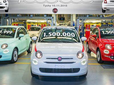 Delapan Tahun, 1,5 Juta Unit Fiat 500 Terjual