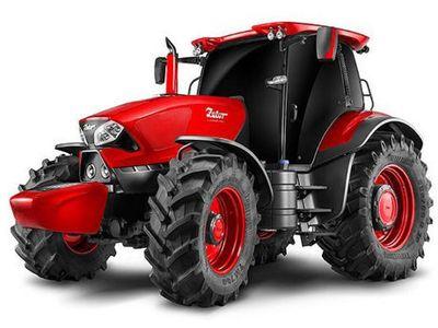 Ini Dia Traktor Keren Besutan Pininfarina