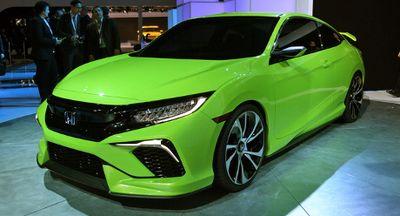 Honda Kenalkan Civic Coupe Pekan Depan