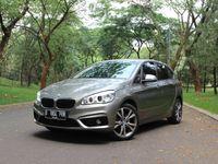 BMW 218i Active Tourer Tenaga Oke, Kenyamanannya Maksimal