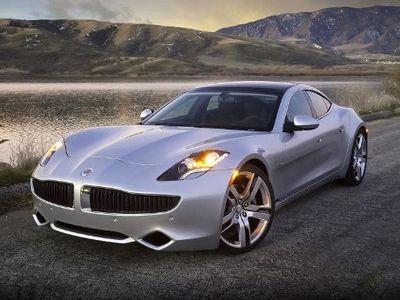 BMW Pasok Komponen Motor Listrik untuk Karma Automotive