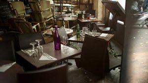 Kisah Pekerja Restoran yang Menyelamatkan Dua Perempuan di Paris
