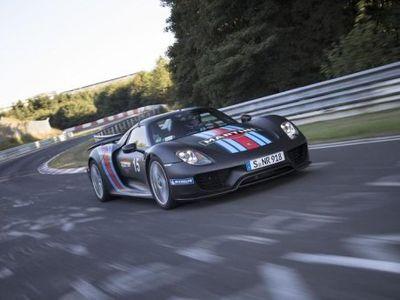 Pengelola Sirkuit Nurburgring Tambah Batas Kecepatan Tes Kendaraan