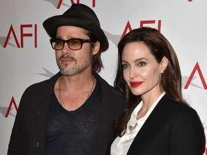 Jolie Tak Bantah Rumah Tangga dengan Brad Pitt Kerap Bermasalah