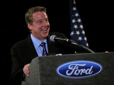 Bos Ford Ajak Karyawan Jadi Filantropi