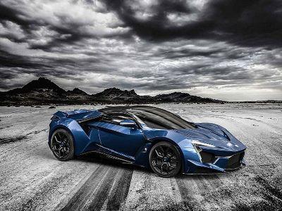 Hypercar dari Produsen Mobil Furious 7 yang Lebih Dahsyat