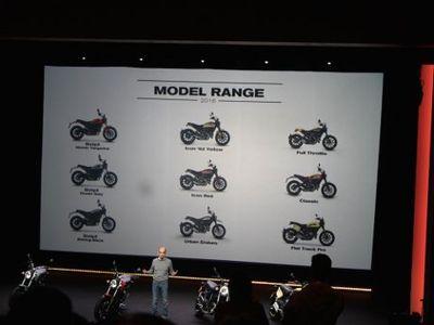 Ducati Rilis Lagi Model Scrambler Anyar di Bulan Desember