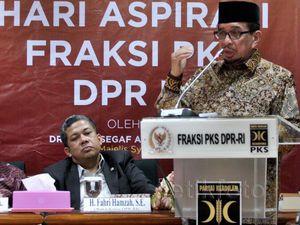 Peresmian Hari Aspirasi Fraksi PKS