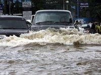 Trik Jitu Melewati Banjir