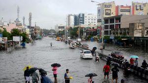 Banjir di Chennai India, Puluhan Orang Tewas