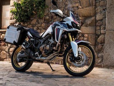 Ini Jati Diri Honda CRF1000 Africa Twin Versi Anyar