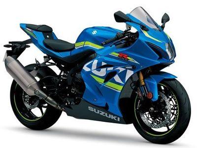 Akhirnya, Suzuki Perkenalkan Versi Terbaru GSX R-1000