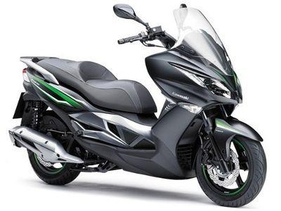 Kawasaki Ramaikan Segmen Skutik 125 cc