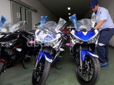 R25 Jadi Raja Ekspor Yamaha Indonesia