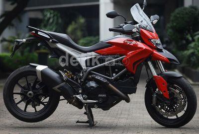 Ducati Siap Bangkit di Indonesia
