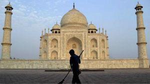 Dinilai Rusak Taj Mahal, Krematorium Diperintahkan Pindah