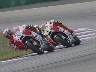 MotoGP di Indonesia, Ducati: Super...Super!