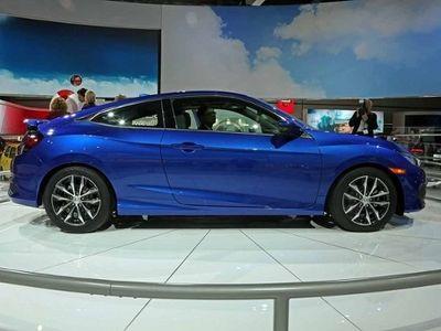 Ini Wujud Civic Coupe Terbaru