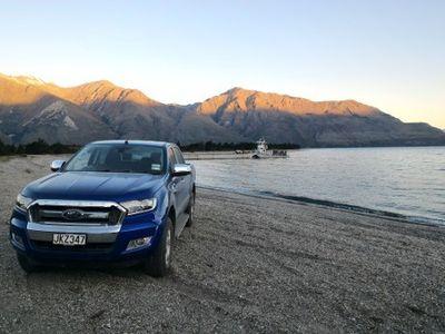 Ini Alasan Ford Gelar Test Drive di Selandia Baru