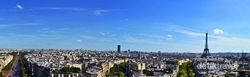 Kota Paris yang Selalu Romantis