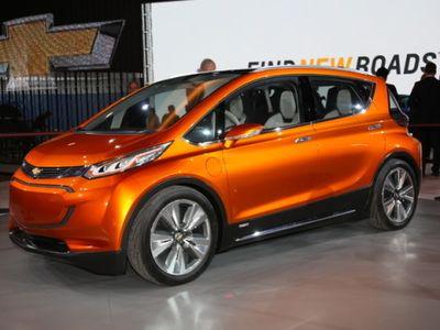Mobil Listrik Bikinan Chevrolet-Samsung Diluncurkan Awal 2016